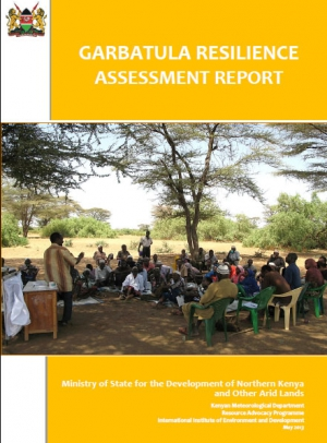 Garbatula Resilience Assessment Report