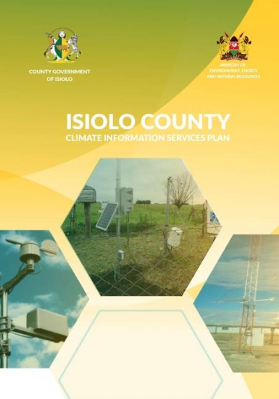 Isiolo County Climate Information Service Plan