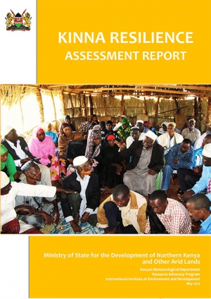Kinna Resilience Assessment Report