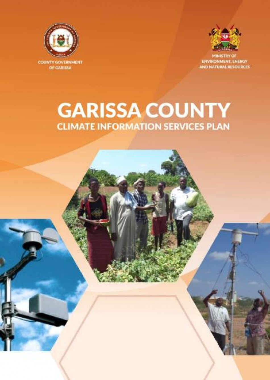 Garissa County Climate Information Service Plan